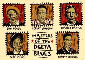 Masters of Delta Blues