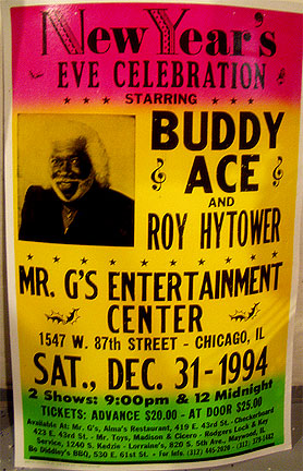 Buddy Ace poster