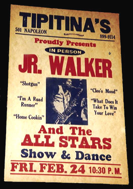 The South Side | Jr Walker & the All Stars