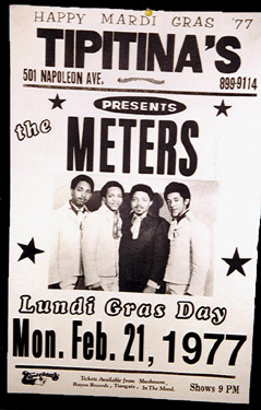 The South Side | The Meters