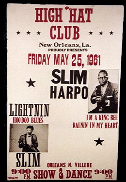 The South Side | Slim Harpo, Lightnin' Slim