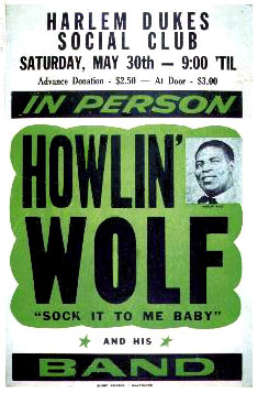 The South Side | Howlin' Wolf